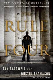 Starting Salary At Barnes And Noble The Rule Of Four By Ian Caldwell Dustin Thomason Paperback