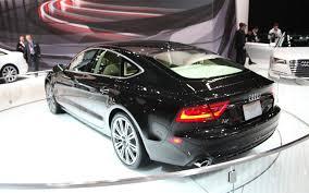 2012 audi a7 sportback first drive motor trend