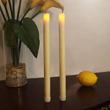 best 25 led taper candles ideas on primitive candles