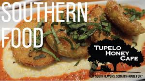 Southern Comfort Cafe Eating Southern Comfort Food At Tupelo Honey Cafe Youtube