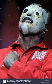 Slipknot Corey Taylor Halloween Masks by Lead Singer Slipknot Corey Taylor Stock Photos U0026 Lead Singer