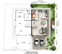 single storey semi detached house floor plan sophisticated single detached house floor plan gallery best