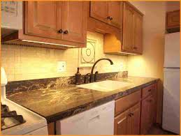 Kitchen Cupboard Interior Fittings Kitchen Led Kitchen Lighting Installation The Application Of