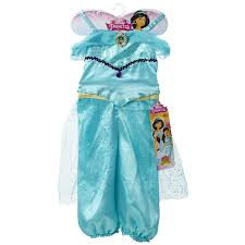 jasmine halloween costume for kids amazon com disney princess jasmine arabian toys u0026 games
