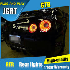 nissan gtr tail lights 2pcs car styling for nissan gtr tail lights 2007 2012 for gtr led