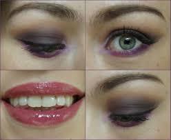 purple makeup u2013 daughter of the sun