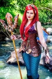 ariel and flounder halloween costumes ariel the little mermaid ariel little mermaid cosplay 600x800