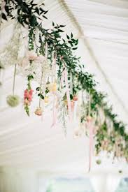 Floral Decor 25 Best Hanging Flowers Wedding Ideas On Pinterest Hanging