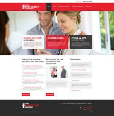 Home Inspection Template by Website Template 51946 Home Inspection Company Custom Website