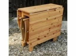 Drop Leaf Work Table Foter - Drop leaf kitchen tables for small spaces