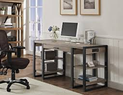 Modern Built In Desk by 60