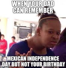 Black Dad Meme - black girl wat meme imgflip