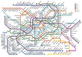 Santiago Metro Map by Misc Subway Metro Tube Maps Page 52 Skyscrapercity