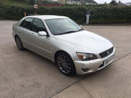 lexus car 2004 lexus is200 se 2 0 petrol 4 door saloon 2004 year in
