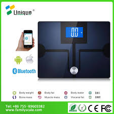 Weight Watchers Bathroom Scale Battery Glass Lithium Battery Body Impedance Measurement Bmi Visual Weight