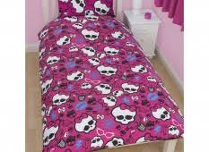 Monster High Bedroom Decorations Trendy Purple Monster High Bed In A Bag For Teenage Bedroom Theme