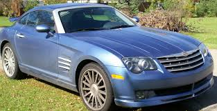 chrysler sports car 2005 chrysler crossfire specs and photos strongauto