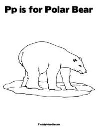 cute polar bear coloring pages clipart cute polar bear cub