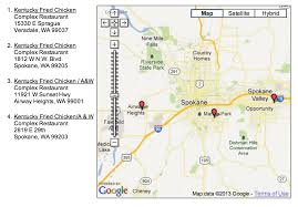 Zip Code Map Spokane by Gov 2 0 Transparency Is More Than Making Data Available U2013 Ux Notes