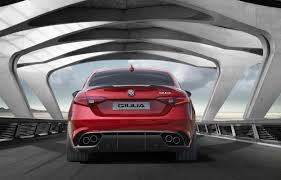 bmw ceo faint alfa romeo giulia qv fastest sedan ever around nurburgring