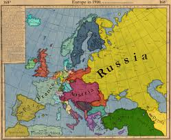 A Map Of Europe The Century Europe Stood Still The Map Of Europe From A Game Of
