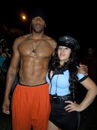 Cops Robbers Halloween Costumes Sexier Side West Hollywood U0027s Halloween Carnaval Jason
