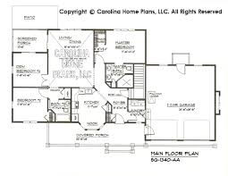 craftsman style home floor plans small craftsman style house plan sg 1340 sq ft affordable small