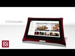 tablette de cuisine qooq tablette cuisine qooq 100 images qooq une tablette android