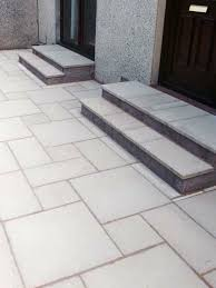 Pointing Patio Landbuild Solutions Ltd Large Patio In Newtonhill