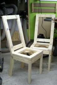 Parson Chairs Ana White My Take On The Parson Chair Diy Projects