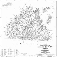 County Map Of Ohio Map Of Ky State And County Maps Of Kentucky State And County Maps