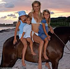 yolanda foster hairstyle yolanda hadid and her 3 children famous folks real housewives