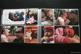 Project Life Wedding Album Project Life Baby Mini Album Month 2 Honey Silvas