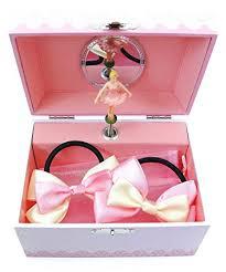 childrens jewelry box ally flower ballerina musical children s