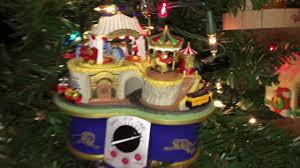 hallmark ornaments collection youtube