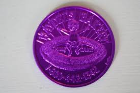 doubloon mardi gras haydel s bakery king cake new orleans mardi gras doubloon coin