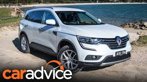 renault suv 2017 2017 renault koleos review caradvice youtube