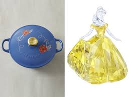 Be Our Guest Le Creuset by Disney U0027s Beauty And The Beast 30 Items To Shop From The Movie