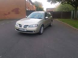 nissan almera hatchback 2005 n16 facelift 1 5 se 5dr parking