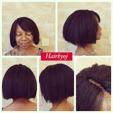 crochet weave hairstyles with bob marley bob length crochet braids with blowdried marley hair hairbyoj