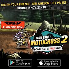 mad skills motocross 2 game fly teams with mad skills mx2 for fly racing mx world series fly