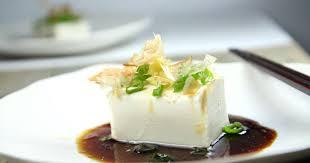 cuisiner le tofu nature recettes de tofu et de cuisine japonaise