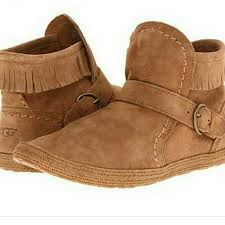 ugg womens amely shoes fawn 62 ugg shoes ugg amely casual boot fawn color sz 8 5 from
