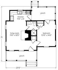 Small Floor Plans Cottages 12 X 24 Cabin Floor Plans Google Search Cabin Coolness