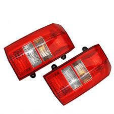 turn signal light assembly external left right side tail rear brake back up turn signal light