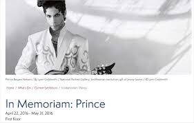 Prince Roger Nelson Home by National Portrait Gallery Accused Of Infringement Over Prince Portrait