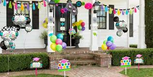 graduation decorations ideas triyae centerpieces for outdoor graduation party various