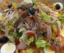 recette de la véritable salade niçoise