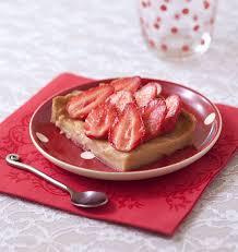 cuisine tv recettes vues à la tv tarte aux fraises pâte sablée et crème pâtissière les meilleures