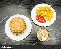 jeux de cuisine frite jeu de fast food burger de boeuf français frites avec du ketchup